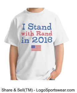 I Stand With Rand in 2016 Design Zoom